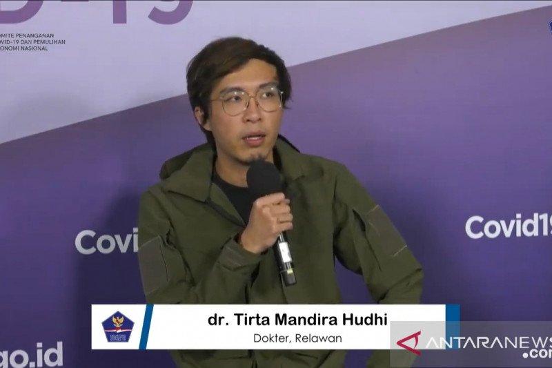 dr Tirta: Terapkan kearifan lokal untuk kampanye COVID-19