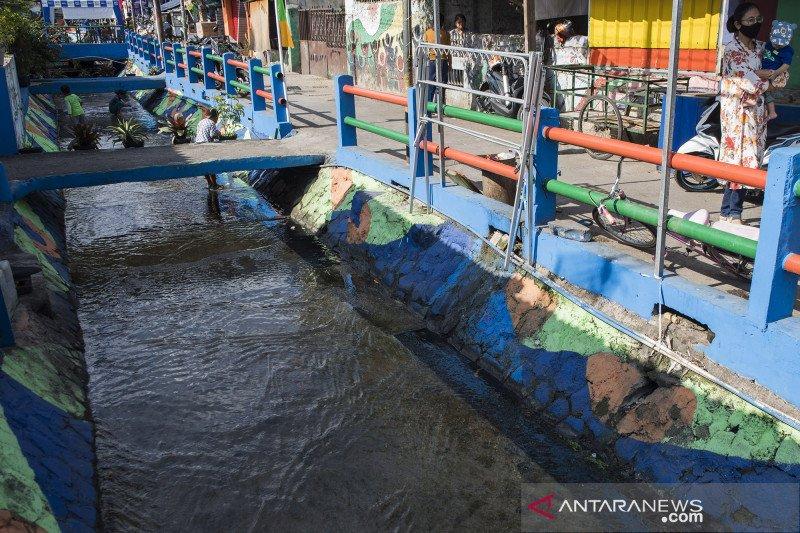 BRI peduli konservasi sungai