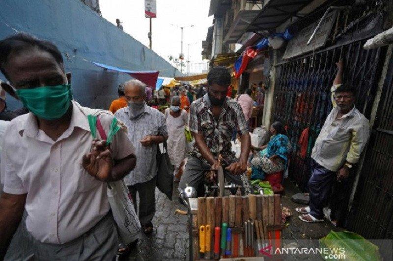 India susul Brazil sebagai negara terparah kedua terpukul COVID-19