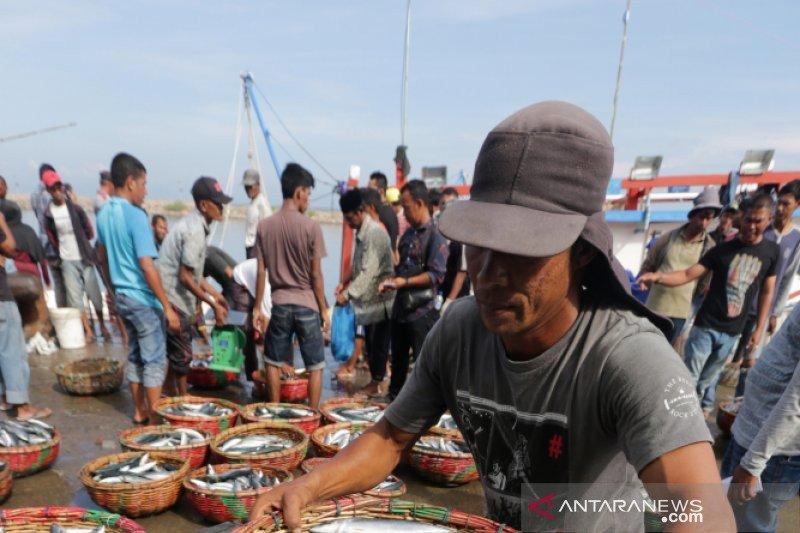 69 orang nelayan Indonesia masih terdampar di Port Blair India