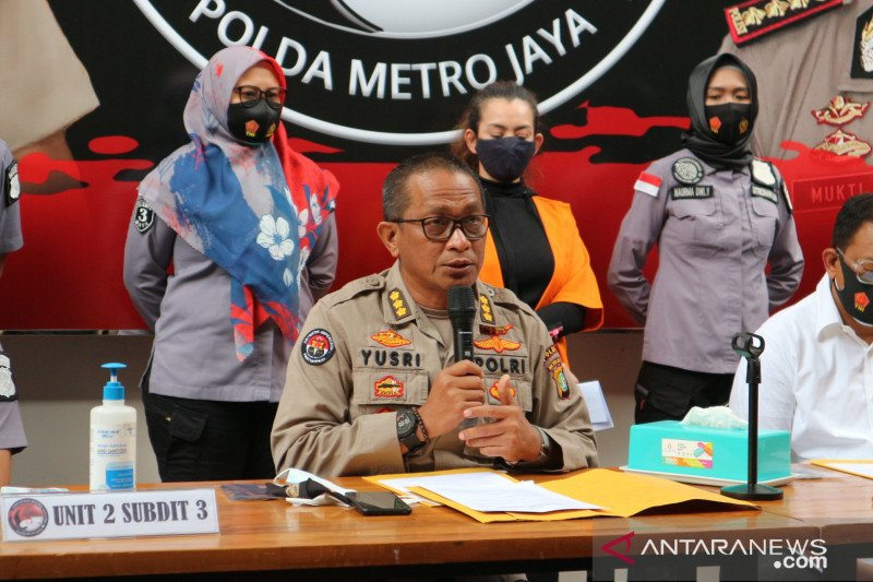 Reza Artamevia beli sabu-sabu seharga Rp1,2 juta dari pengedar