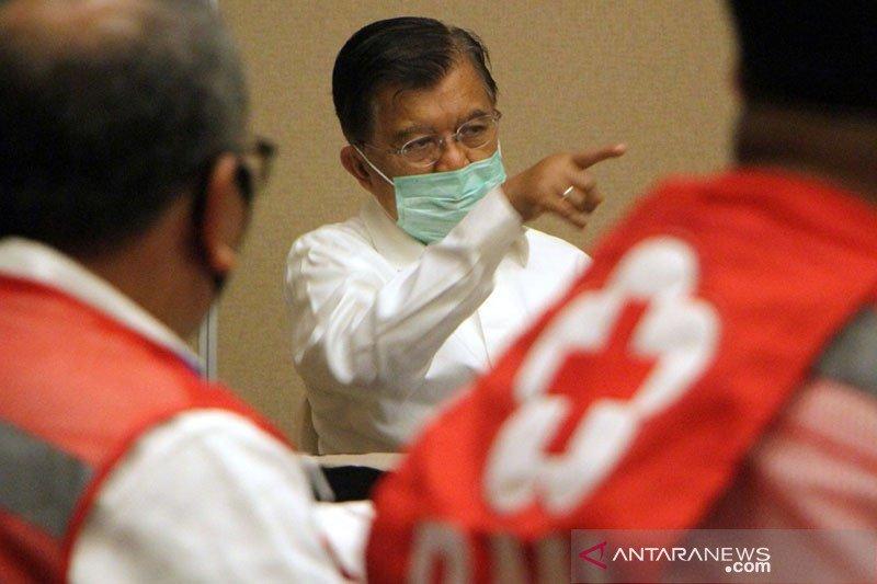 JK: Kalau pandemi bisa diselesaikan, maka ekonomi akan kembali lancar