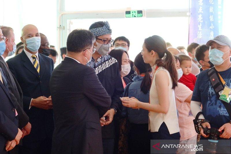 Wonderful Indonesia hadir di Pameran Budaya Internasional di Beijing