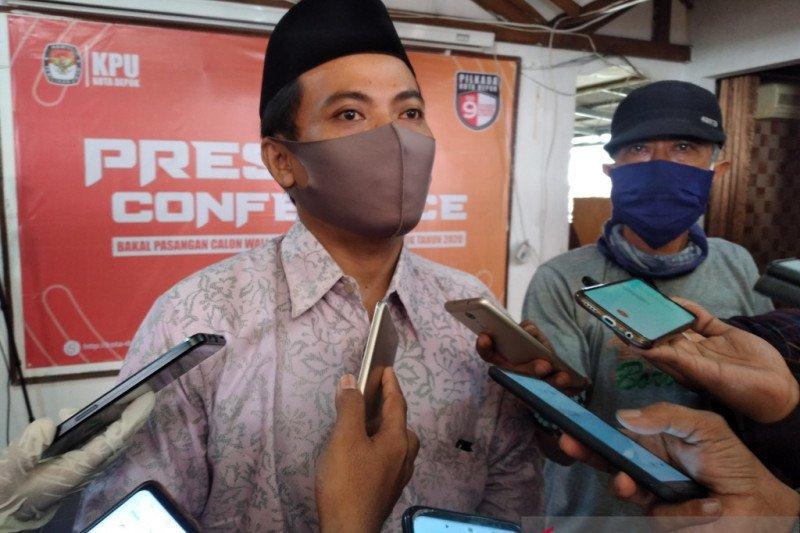 KPU Depok: Berkas pendaftaran Idris-Imam sudah lengkap