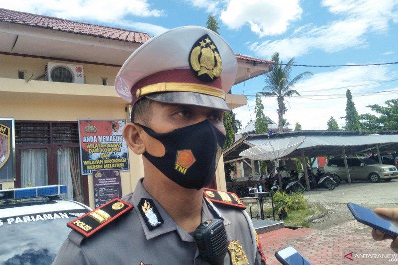Januari-Juli, 41 korban tewas akibat kecelakaan di Padangpariaman