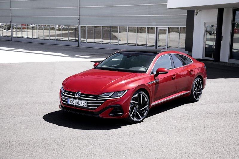 Volkswagen Arteon 2021 hadir di Inggris dengan serangkaian pembaruan