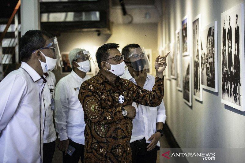 KSP apresiasi pameran virtual Indonesia Bergerak 1900-1942
