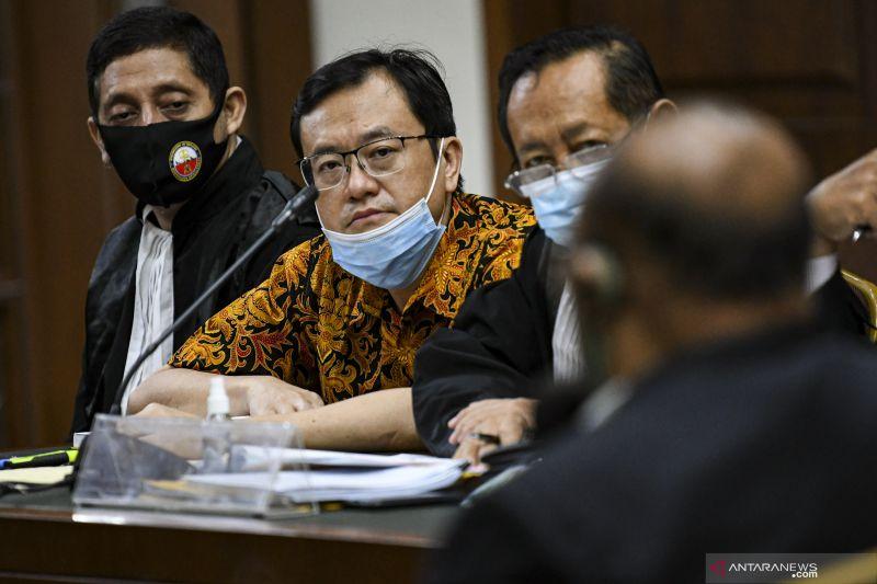 Benny Tjokro klaim dirinya jadi korban konspirasi Jiwasraya