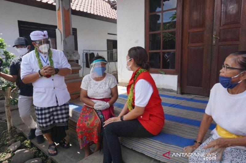Kemensos beri bantuan nonreguler bagi warga Tabanan terdampak COVID-19