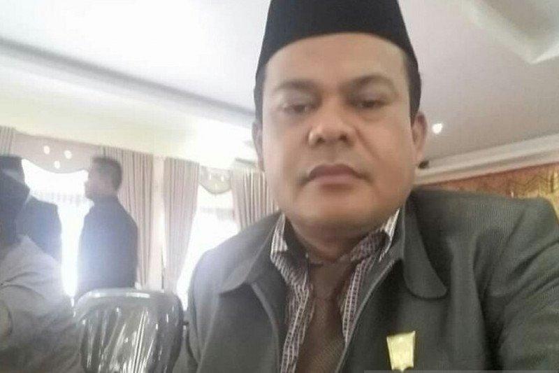 Seorang anggota DPRD Padang Pariaman meninggal dunia karena COVID-19