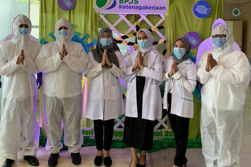 Lapak Asik mampu atasi lonjakan klaim JHT selama pandemi