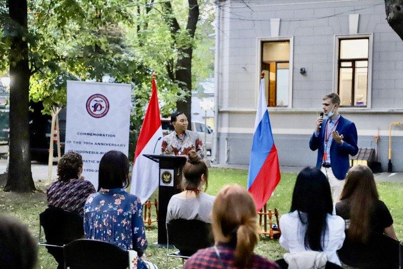 KBRI Moskow ajak pemuda Rusia kenali dan cintai Indonesia