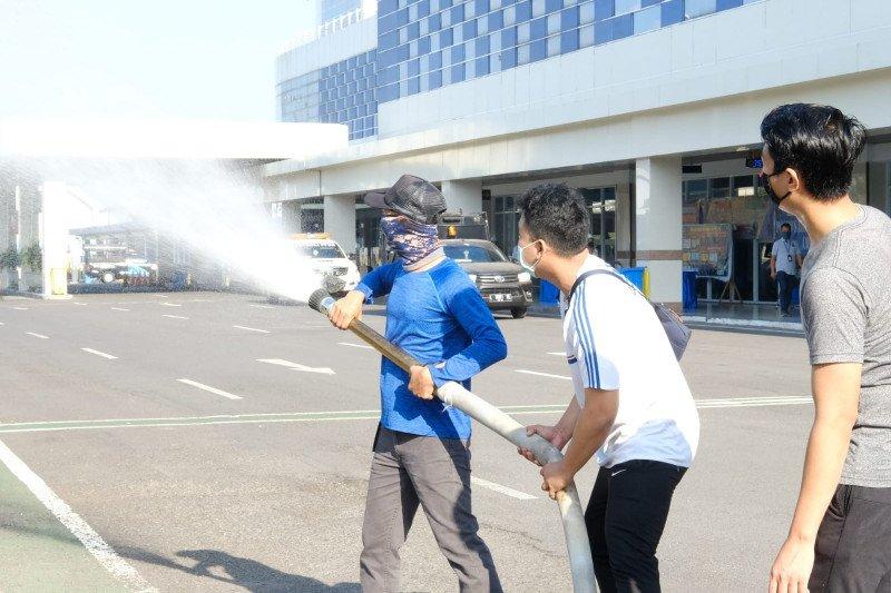 Pelindo III lakukan pengecekan APAR, mitigasi bencana kebakaran