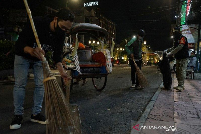 Yogyakarta perketat pengawasan tempat kumpul anak muda