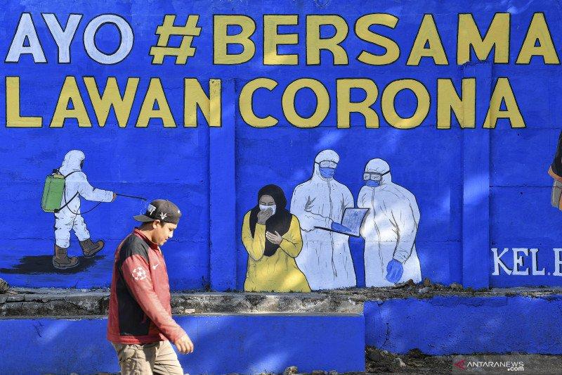 Kasus baru COVID-19 Jakarta sebanyak 1.027