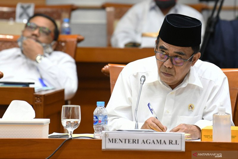 Menag: Penceramah tidak bersertifikat tidak akan dilarang