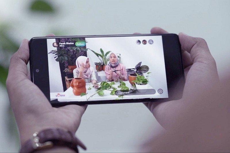 Belajar agama lewat platform daring, baca Quran hingga kajian
