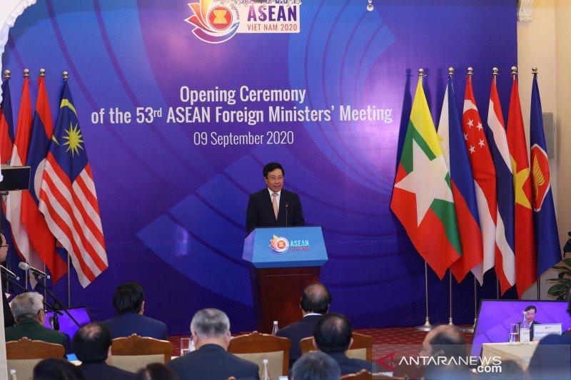 ASEAN tegaskan penyelesaian nonmiliter atas sengketa LCS