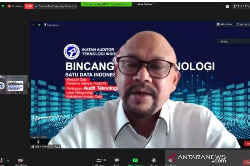 Indonesia sedang mewujudkan satu data, sebut IATI