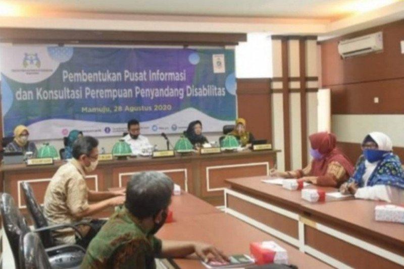 Pemprov Sulbar fasilitasi pembentukan PIKPPD sebagai wadah penyandang disabilitas