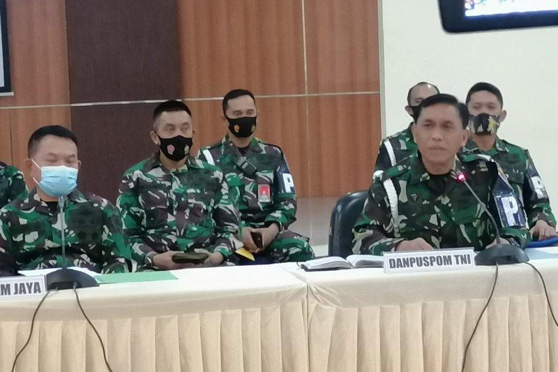 Enam prajurit TNI AL jadi tersangka perusakan Mapolsek Ciracas