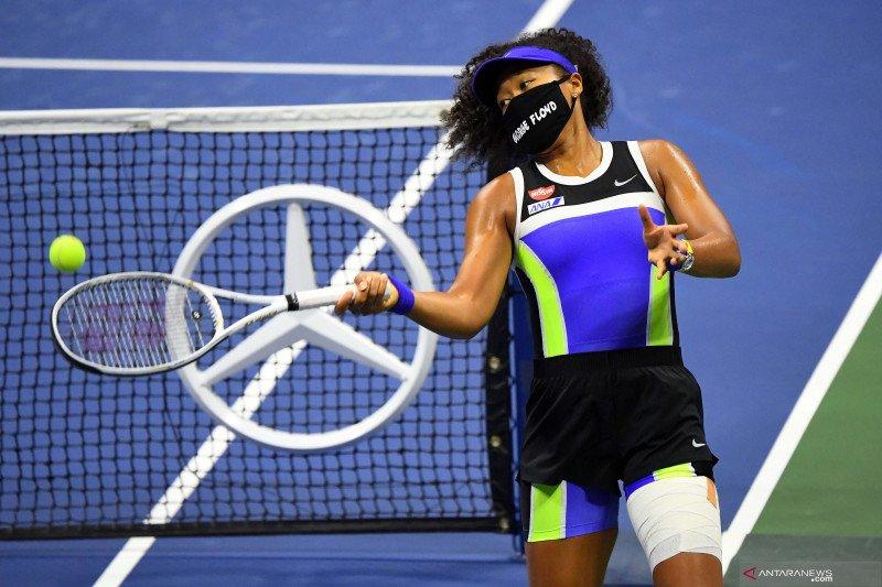 Tenis US Open: Naomi Osaka melangkah ke semi final