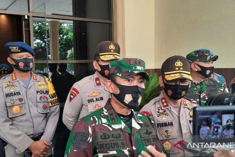 Pangdam II/Sriwijaya minta prajurit netral pada Pilkada di Jambi
