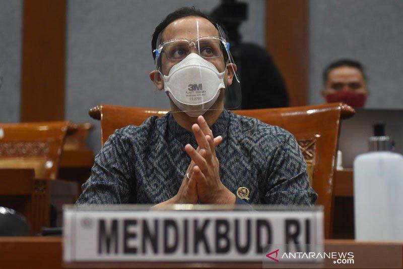 Nadiem tetapkan Kota Tua kawasan praktik baik penggunaan Bahasa Negara -  ANTARA News Sumatera Selatan