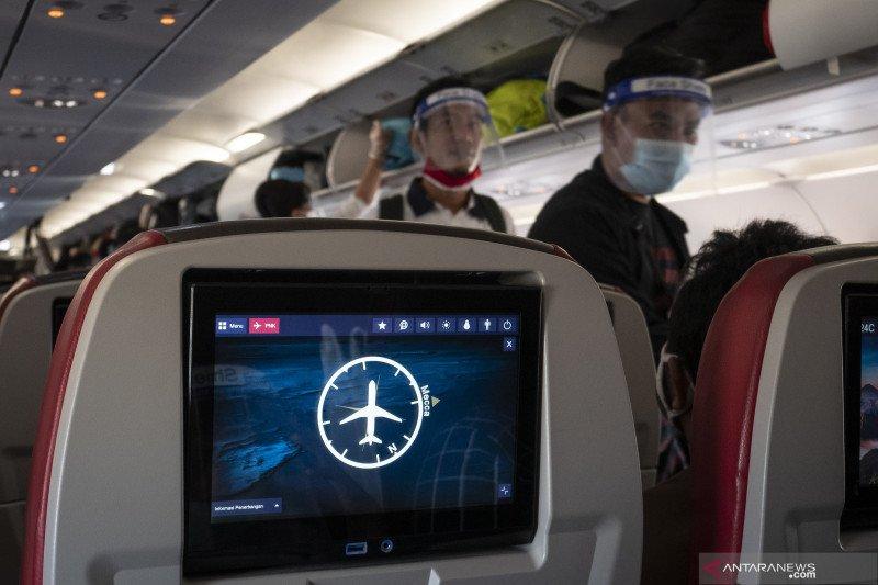 Pemerintah kaji peningkatan kapasitas penumpang pesawat
