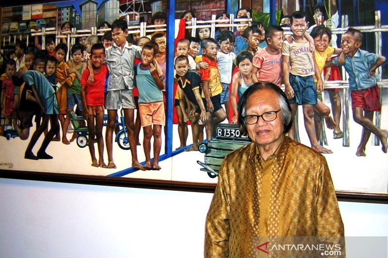 Ketua MPR Bambang Soesatyo pimpin serah terima jenazah Jakob Oetama
