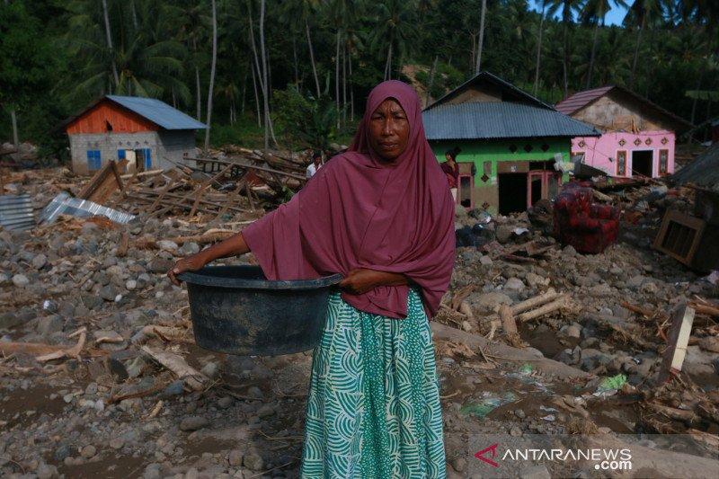 Ratusan rumah rusak diterjang banjir bandang di Bulawa