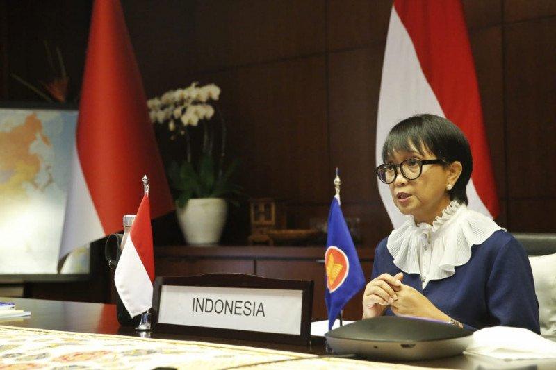 Indonesia ajak negara mitra ASEAN jaga stabilitas, perdamaian kawasan
