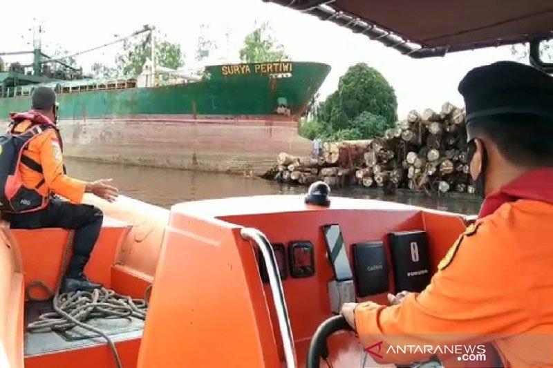Nakhoda hilang setelah tabrakan kapal di Sungai Mentaya Kalteng