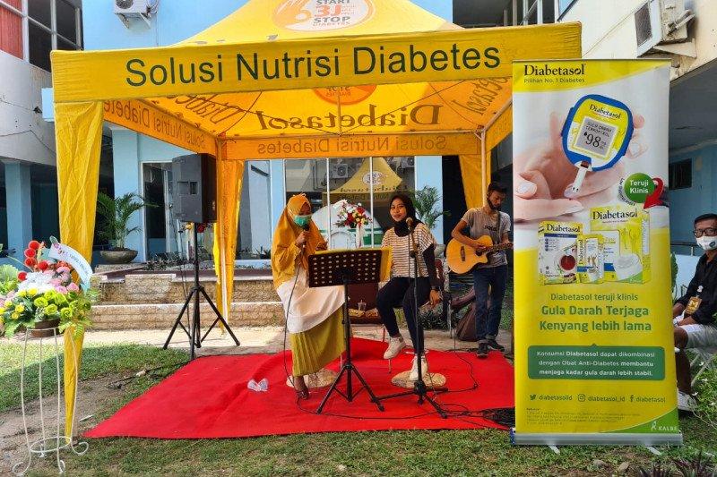 RSUD Mataram sediakan fasilitas live music untuk menghibur pasien