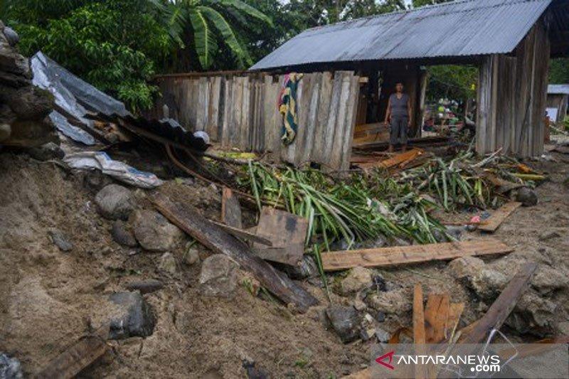 BPBD Sigi imbau warga tetap siaga banjir dan longsor