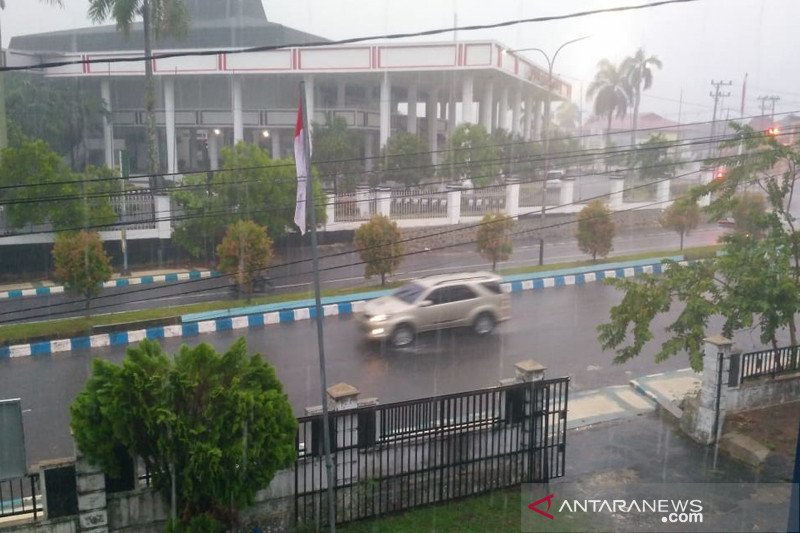 BMKG: Bengkulu mulai masuk fase monsun break