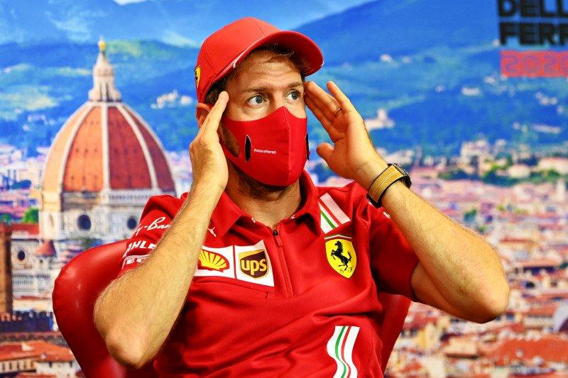 Vettel nyaris pensiun sebelum dipinang Aston Martin