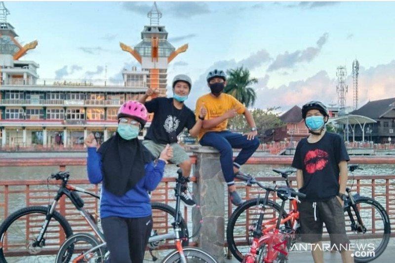 Pakar: Olahraga seperti bersepeda kerap abaikan protokol kesehatan