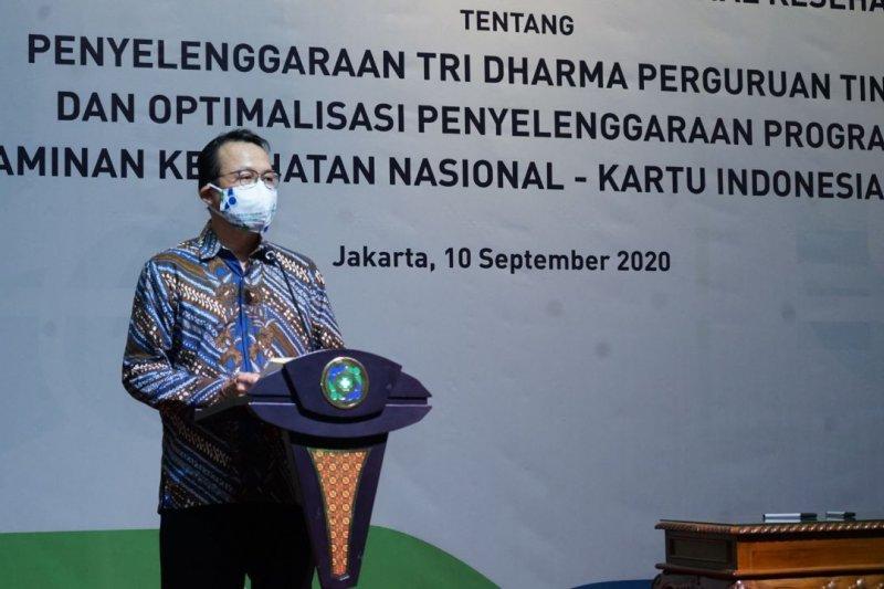 BPJS Kesehatan gandeng UIN Syarif Hidayatullah untuk edukasi JKN-KIS