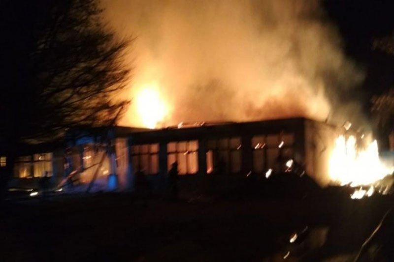 Polisi Palangka Raya selidiki gedung LPTQ Kalteng terbakar