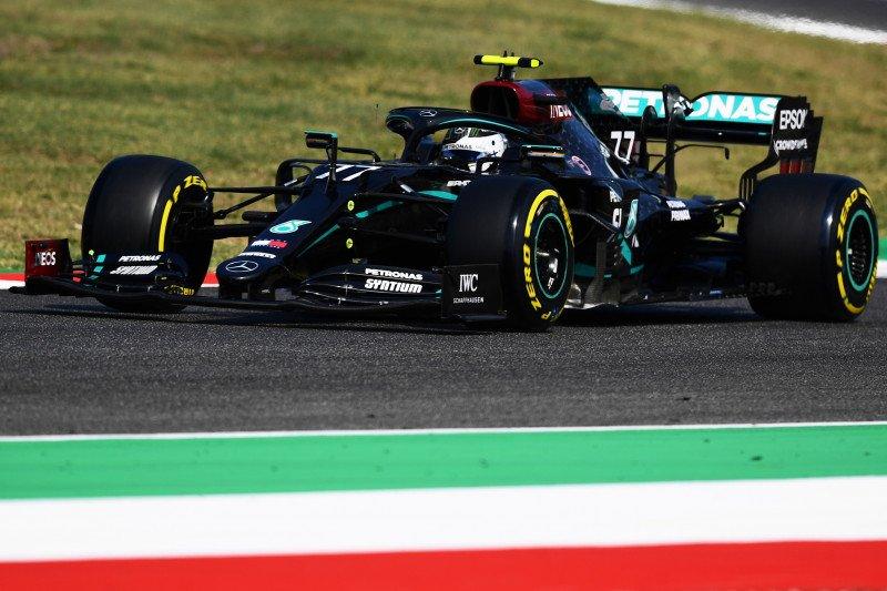 Bottas dominasi hari pertama sesi latihan GP Tuscan di Mugello