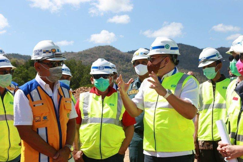 Pelindo III targetkan terminal multipurpose dukung wisata Labuan Bajo