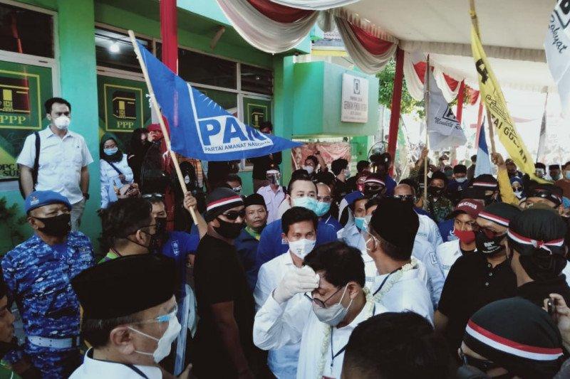 Bacawali Surabaya Machfud Arifin akui positif COVID-19