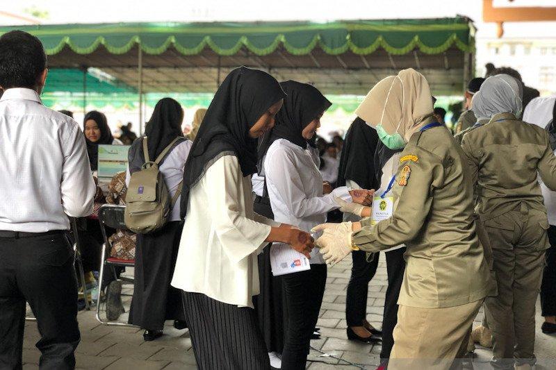 Peserta SKB CPNS Yogyakarta dari luar DIY wajib lakukan rapid test
