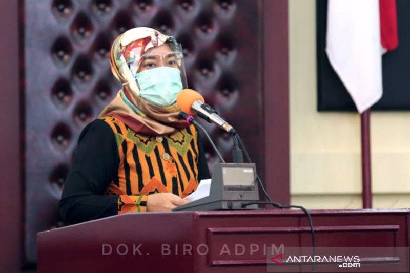 Dana desa di Lampung baru terealisasi 77,25 persen
