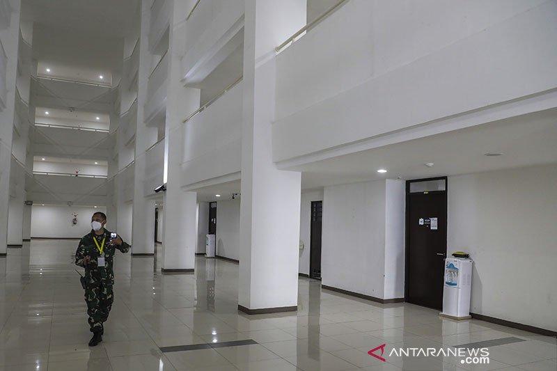 Kepala BNPB: Wisma Atlet Tower 5 siap rawat pasien COVID-19