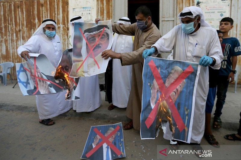 Hizbullah Lebanon kecam langkah normalisasi Bahrain dengan Israel