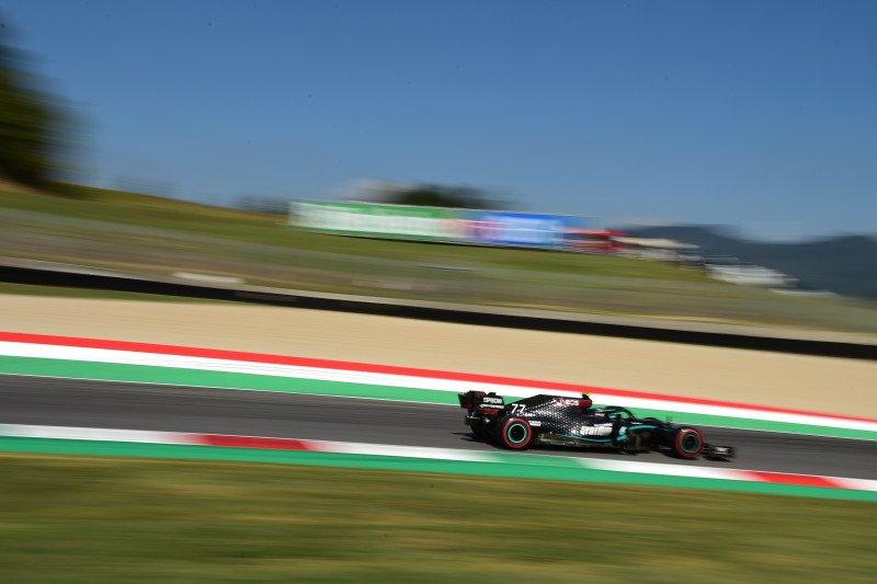 Bottas dominan di ketiga sesi latihan GP Tuscan