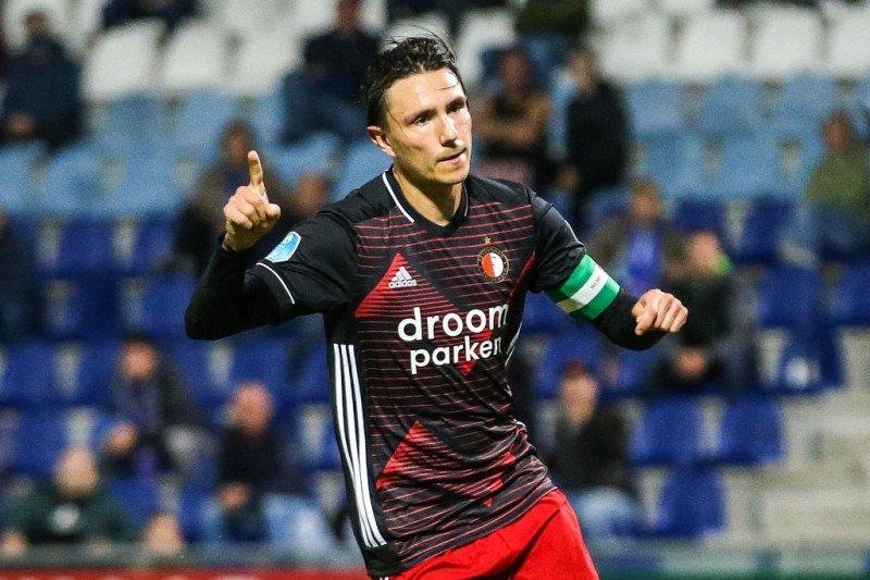 Feyenoord ditahan imbang Twente, Willem II pesta gol lawan Heracles