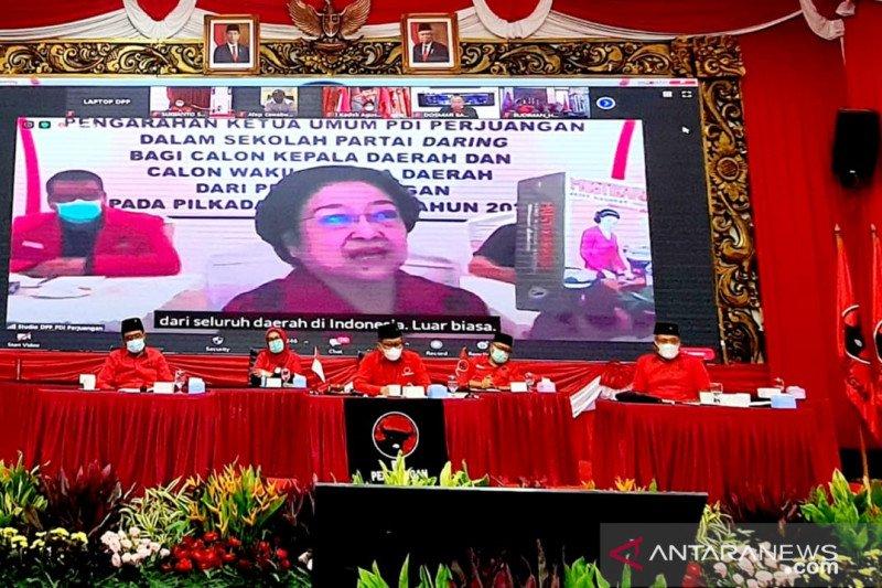 Megawati minta BMKG update peta kerawanan untuk mitigasi bencana